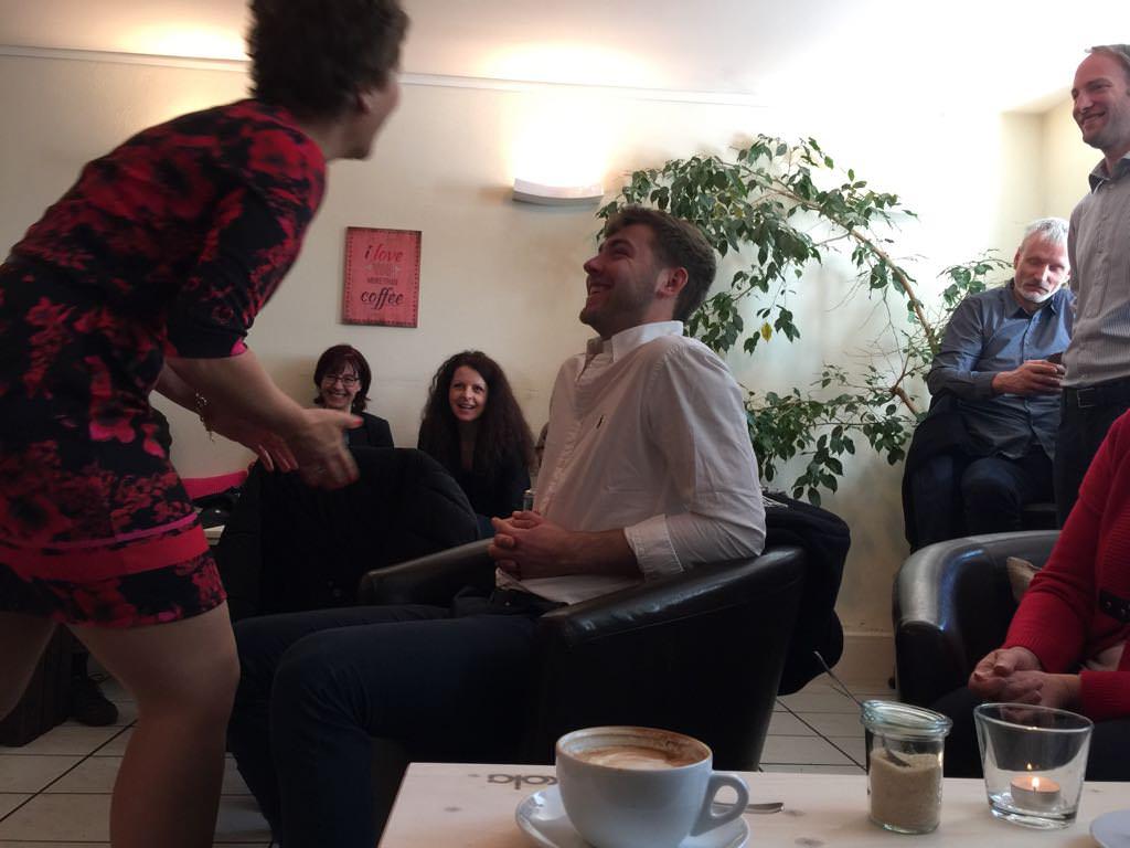"""Annett Gaida demonstrierte """"am lebenden Objekt"""" die Vorteile von emotionalen Kundenbindungen"""