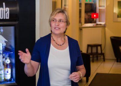 Unsere hervorragende Referentin Jolanta Schaefer (Archivfoto von Sputnik Eins Fotografie)