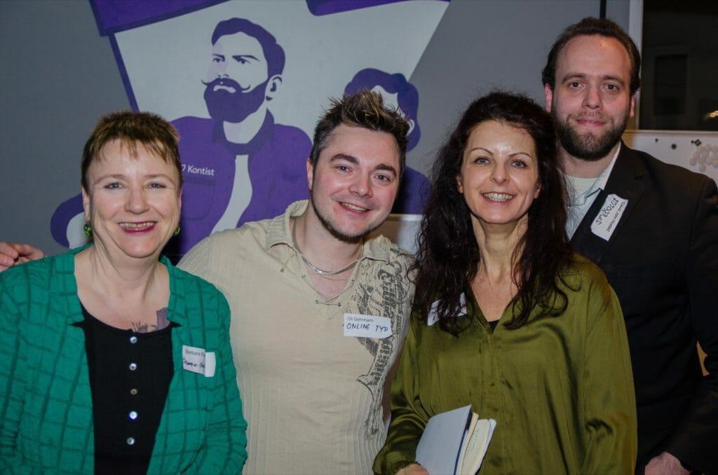Das Orga-Team von Business Netzwerken Berlin