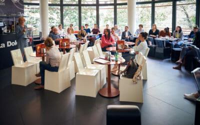 Interaktive Impulsrunde bei Business Netzwerken Berlin